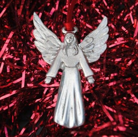 Xmas tree Angel decoration XD4